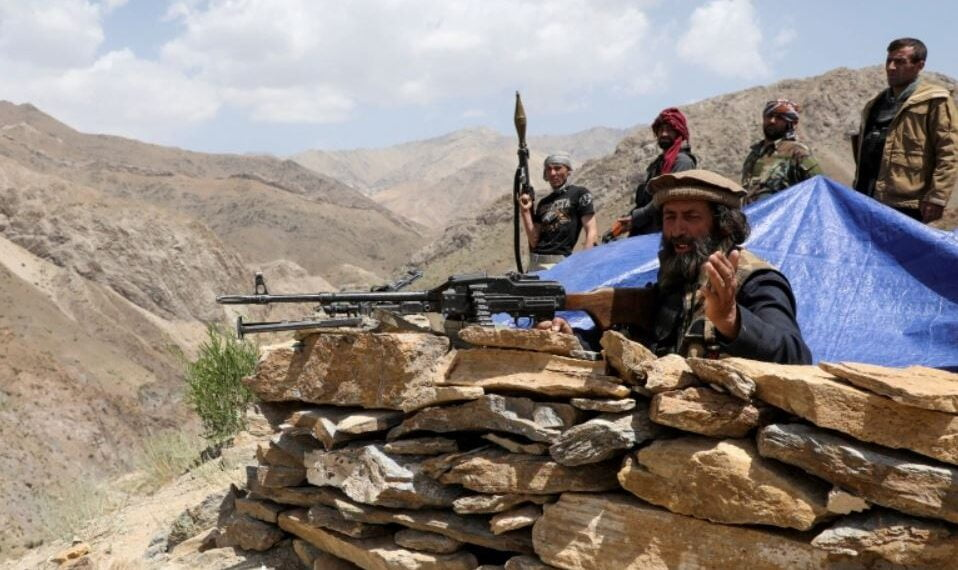 Бойцы движения «Талибан».* Фото: Reuters